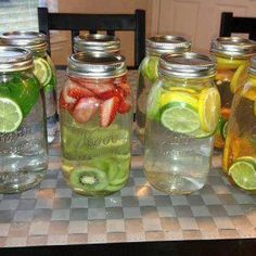 Do you know about the infused water? Maybe we don't really understand about infused water. Infused Water - New Concept Infused water is new concept to help with detoxification energy and hydration. It is a great alternative to Fruit Water Recipes, Infused Water Recipes, Fruit Infused Water, Infused Waters, Flavored Waters, Drink Recipes, Healthy Water, Healthy Drinks, Fruit Drinks