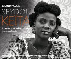 seydou keita, Grand Palais. 10 euros, until 11th July. 2-4-1 with Eurostar ticket.