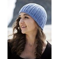 W543 Sateen Worsted Arches Hat (Free) Size: Child/Teen S (M, L); Adult S (M, L, XL)