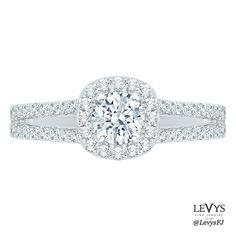 PR0069EC-02W #PromezzaCollection #ShahLuxury #engagementring