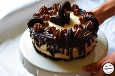 Tort Oreo fara coacere Biscuit, Birthday Cake, Cooking, Desserts, Food, Sweet, Kitchen, Tailgate Desserts, Candy