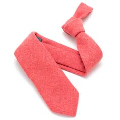 http://www.generalknot.com/collections/neckties/products/salmon-heather-wool-classic-necktie