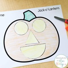 Check out these Halloween-themed fine motor activities! Great for pre-K, Kindergarten & 1st grade students. Also use these for early or fast finishers. Activities include paper tearing, cutting activities, puzzle, pinning pictures, dot pages, bead stringing, number or alphabet card tweezing, linking, gluing, playdough mats, and line tracing. Preschoolers, Kinders and first graders will develop critical fine motor skills while having fun with these hands-on activities.