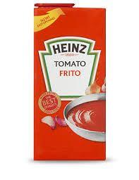 Heinz tomato puree or blocks