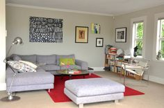 A New Zealand Rental Becomes a Home by Mel Chesneau