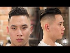 Men's Haircut | Skin Faded Undercut 2016 | RealBarberTv - YouTube