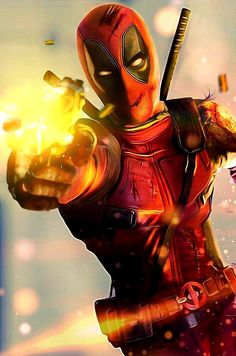 "Deadpool:""I'm gonna do to your face what Limp Bizkit did to music in the late Deadpool Und Spiderman, Deadpool Art, Deadpool Pics, Marvel Dc Comics, Marvel Heroes, Marvel Avengers, Marvel Cartoons, Deadpool Wallpaper, Marvel Wallpaper"