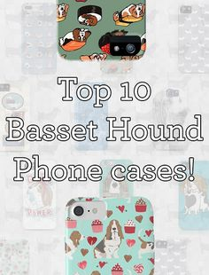 Are you looking for a new phone case? Looking for a basset hound phone case? Here's a selection of our favorite basset hound phone cases that we found on I've included links to where you can…