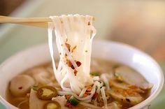 Thai noodles...