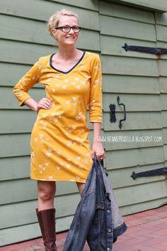 Prülla Shirt Nr. 1 als Kleid