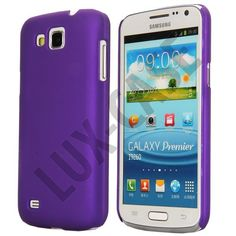 Slim Series (Lilla) Samsung Galaxy Premier Deksel