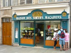In Nancy, France in 1792, two Benedictine nuns took shelter with a local doctor after being driven from their convent. Here, they are said to have created the macaron, and the recipe that has been passed down in secret ever since.