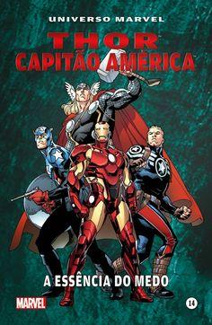 Leituras de BD/ Reading Comics: Lançamento Levoir: Universo Marvel Vol.14 - Thor e...