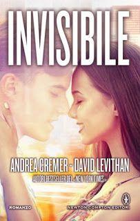 Il Colore dei Libri: Recensione: Invisibile di A. Cremer e D. Levithan
