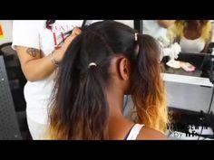 vixen sew-in weave braiding tutorial. I will show you how to do vixen sew-in weave. - YouTube