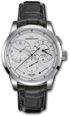 Jaeger LeCoultre Watch Duometre a Chronographe #bezel-fixed #bracelet-strap-alligator #brand-jaeger-lecoultre #case-material-platinum #case-width-42mm #chronograph-yes #delivery-timescale-4-7-days #dial-colour-silver #gender-mens #luxury #movement-manual #new-product-yes #official-stockist-for-jaeger-lecoultre-watches #packaging-jaeger-lecoultre-watch-packaging #power-reserve-yes #style-dress #subcat-duometre #supplier-model-no-q6016490 #warranty-jaeger-lecoultre-official-2-year-guarantee…