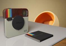 The Instagram Socialmatic Camera