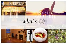 WHAT'S ON, April 201