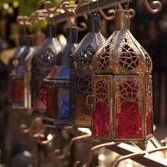 Marokkaanse decoratie - lantaarns