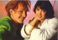 Drop Dead Fred was pretty much the foundation of my early years
