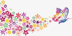 Colorful flowers vector, Colorful Flowers, Creative Hand-painted Butterfly, Hand-painted Flowers PNG and Vector Facebook Timeline Photos, Cover Pics For Facebook, Fb Cover Photos, Facebook Profile, Fb Background, Twitter Cover Photo, Florist Logo, Pin On, Fb Covers
