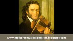 The Best of Niccolo Paganini. (10-27-1782 to 5-27-1840) Italian violinist violist, guitarist, & composer.