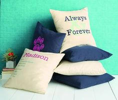 Thirty-One Canvas Pillows/Pillow Covers www.mythirtyone.com/apeterson86