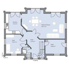 Haus Lange – Erdgeschoss