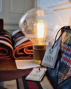 LAÏTA BA TO PARIS X CÔME DE RABAUDY @comedesignstudio .  L'artisanat mis à l'honneur lors de la dernière soirée des Ateliers Laïta.