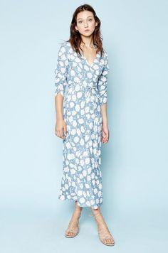 Poppy Dress - Windblown