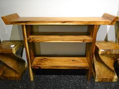 "Console Table 48"" from Solid Chamcha Wood"