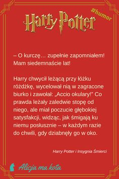 Harry Potter i Insygnia Śmierci - najlepsze fragmenty, najzabawniejsze cytaty | Siedemnastka Harry'ego #HarryPotter #cytat #cytaty #książki Harry Potter Humor, Harry Potter Facts, Jily, Harry Potter Pictures, Harry Potter Wallpaper, Hogwarts, Funny, Fanfiction, Sunset