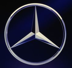 HD mercedes benz logo - [Three Vesica Piscis creating a triangle of unity in the middle that points down- NOT up, thus indicating movement toward matter- NOT Spirit..? - in any case energizing the Law of Forgiveness is appropriate..]