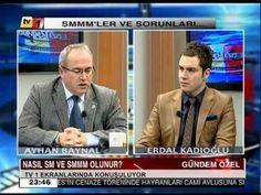 Kayseri Meslekte Gelişim Grubu Kayseri SMMM Odası Başkan Adayı Ayhan Baynal, Erdal Kadıoğlu'nun Gündem Özel Programına Konuk oldu.