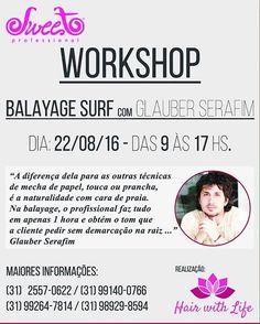 Balayage Surf com o embaixador da Sweet Hair, Glauber Serafim!  #sweet #sweethair #sweetprofessional #sweethairprofessional