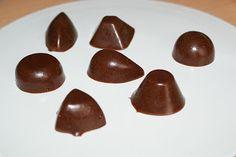 Les gourmandises de mooglie: Bonbons chocolat caramel au beurre salé
