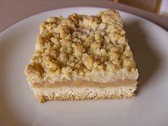 Tolle Rezepte: Apfelmus - Vanillepudding - Kuchen
