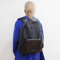 【 Today's Pickup Item 】 #CLAUDIALIGARI - #LEATHERBACKPACK ¥79,500 +tax  https://instagram.com/p/1ALCQXi734/ [ E-Shop ] http://www.raddlounge.com/?pid=88099313  #streetsnap #style #raddlounge #wishlist #deginer #stylecheck #kawaii #fashionblogger #fashion #shopping #unisexwear #womanswear #ss15 #aw15 #wishlist #brandnew #stolengirlfriendsclub #fishbone