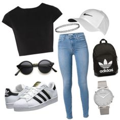 Outfit for school!