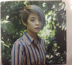 For those who say Amber is not feminine enough bish open your eyes she is beautiful no matter what...