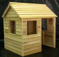 outdoor playhouse #outdoorplayhouseplans