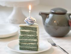 Earl Grey & Vanilla Bean Birthday Cake...A London Fog Cake!!  This sounds awesome!!