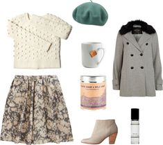 5 outfit ideas for styling the Colette Zinnia skirt Skirt Inspiration 06