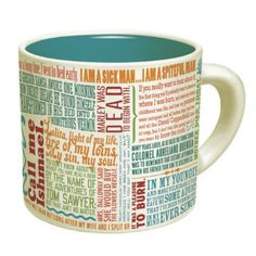 First Lines Literature Mug :: The mental_floss Store