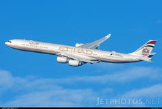Photo of A6-EHE Airbus A340-642X by PH