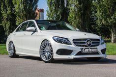 Mercedes-Benz Carlsson W 205