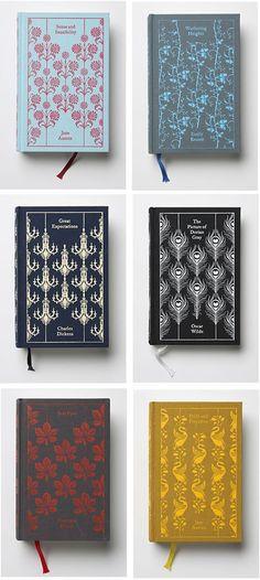 Anthropologie cloth bound books