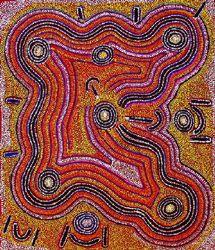 Songlines Aboriginal Art, Paintings from Yuendumu & Lajamanu
