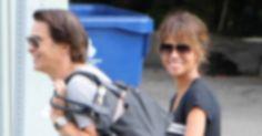 Lange schon hatte es Gerüchte um eine Ehekrise gegeben. Das Seltsame: Nur Tage vor der Trennung wirkten Halle Berry und Olivier Martinezglücklicher denn je.