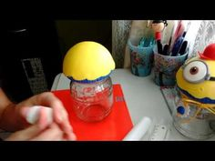Pote cupcake minions parte 2 - YouTube